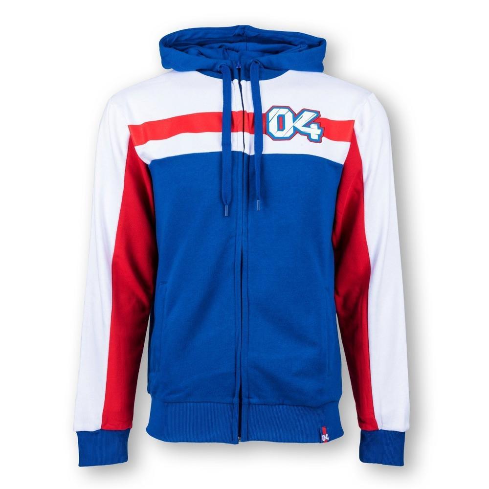 andrea dovizioso 2016 hoodie moto gp apparel