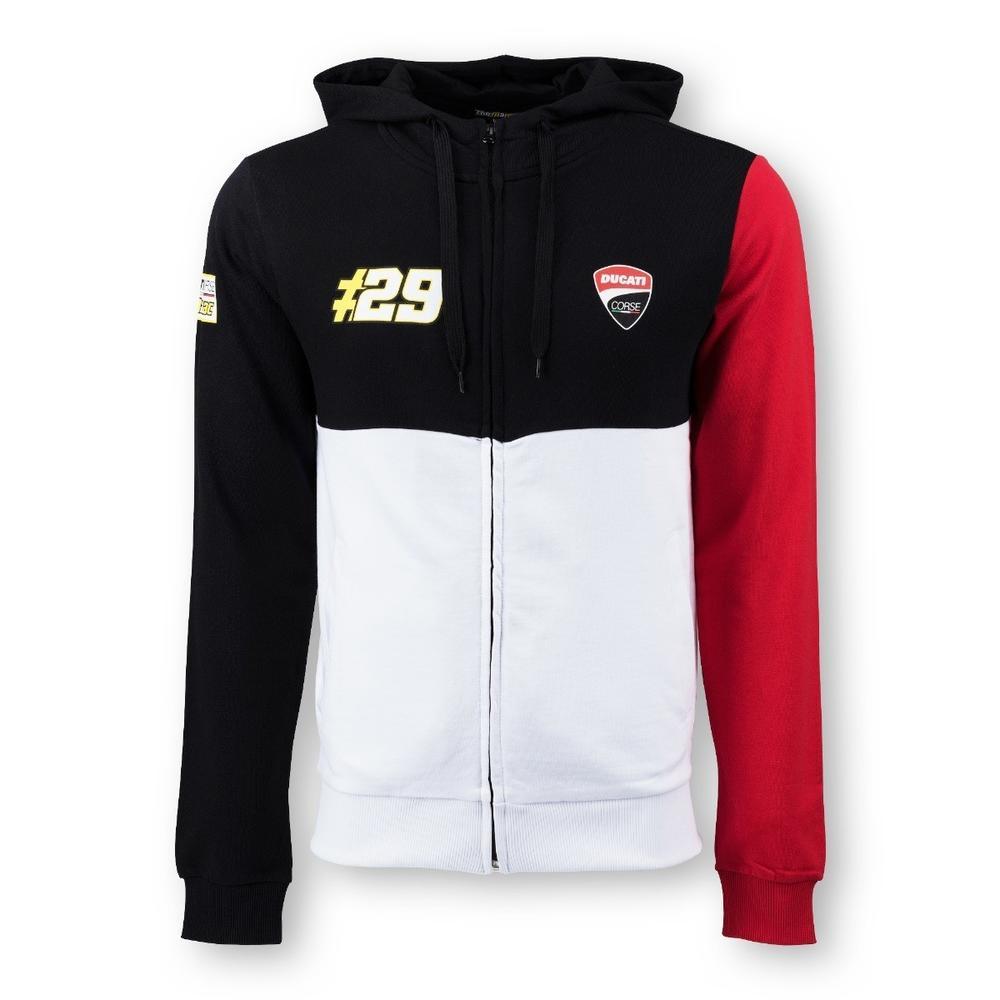 Ducati Corse Andrea Iannone Hoodie #29 | Moto GP Apparel