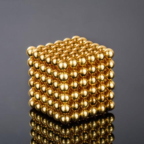 Magnetize Balls   Gold