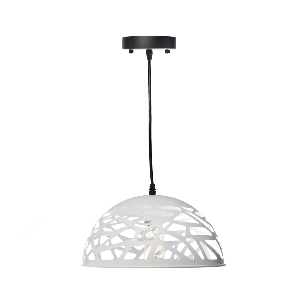 Modern Touch Oval Pendant Lamp