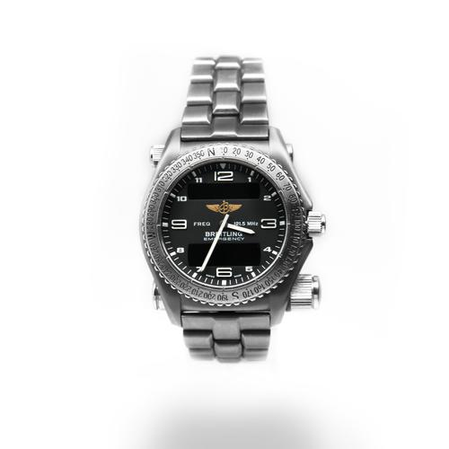 Breitling Emergency Titanium 43mm