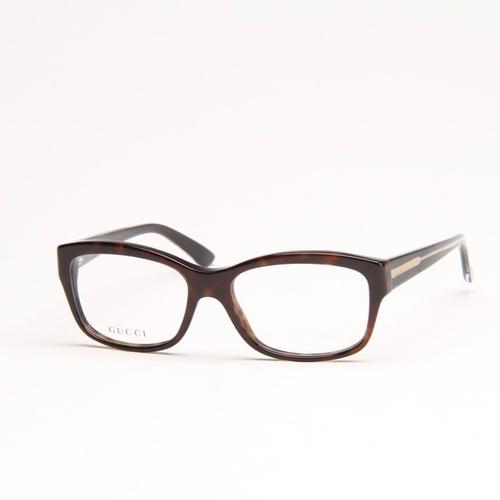 Dark Havana Brown Eyeglasses