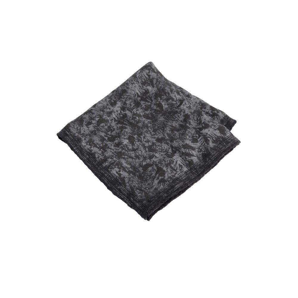 Gravel Mess Pocket Square | Bow Club Co