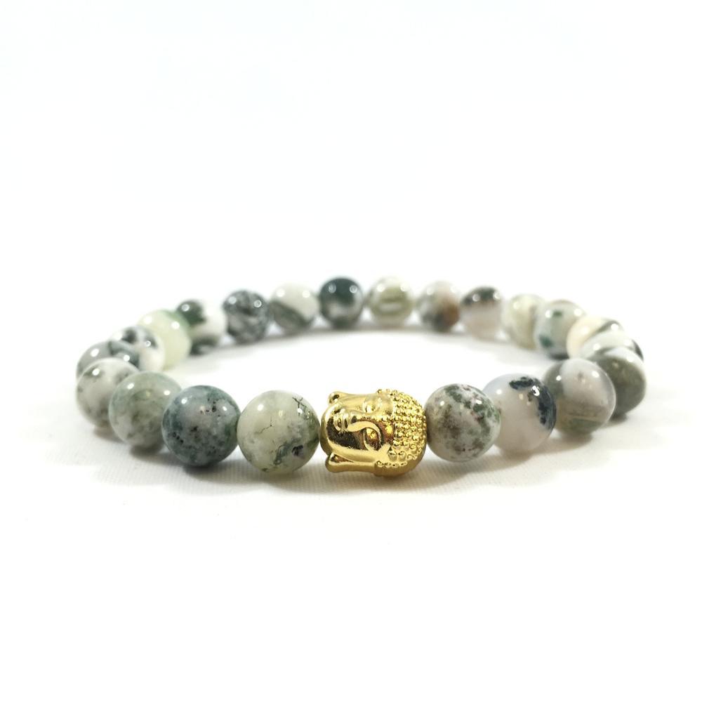 Jade Stone   24kt Gold Buddha   Executive Society