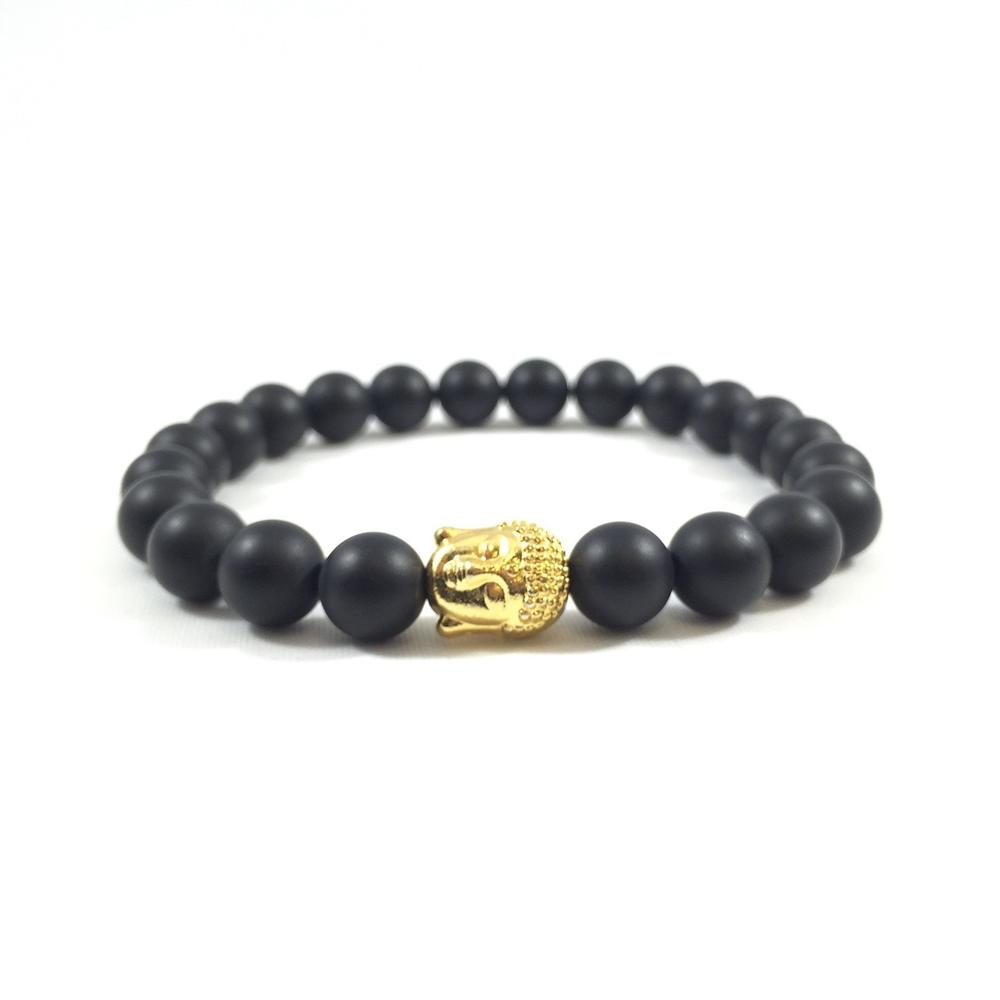 Matte Onyx | 24kt Gold Buddha | Executive Society