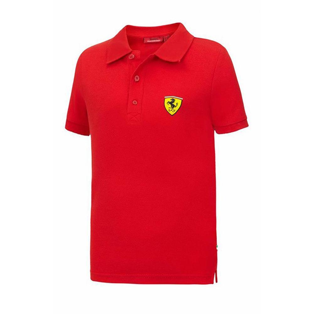 Scuderia Ferrari Classic Polo Kids | Motorstore
