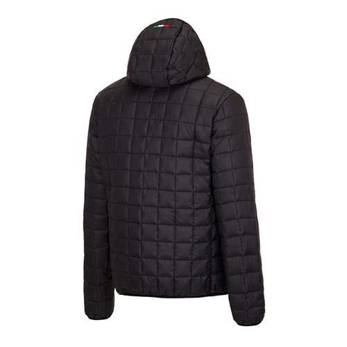 Scuderia Ferrari Packable Padded Jacket Mens | Motorstore