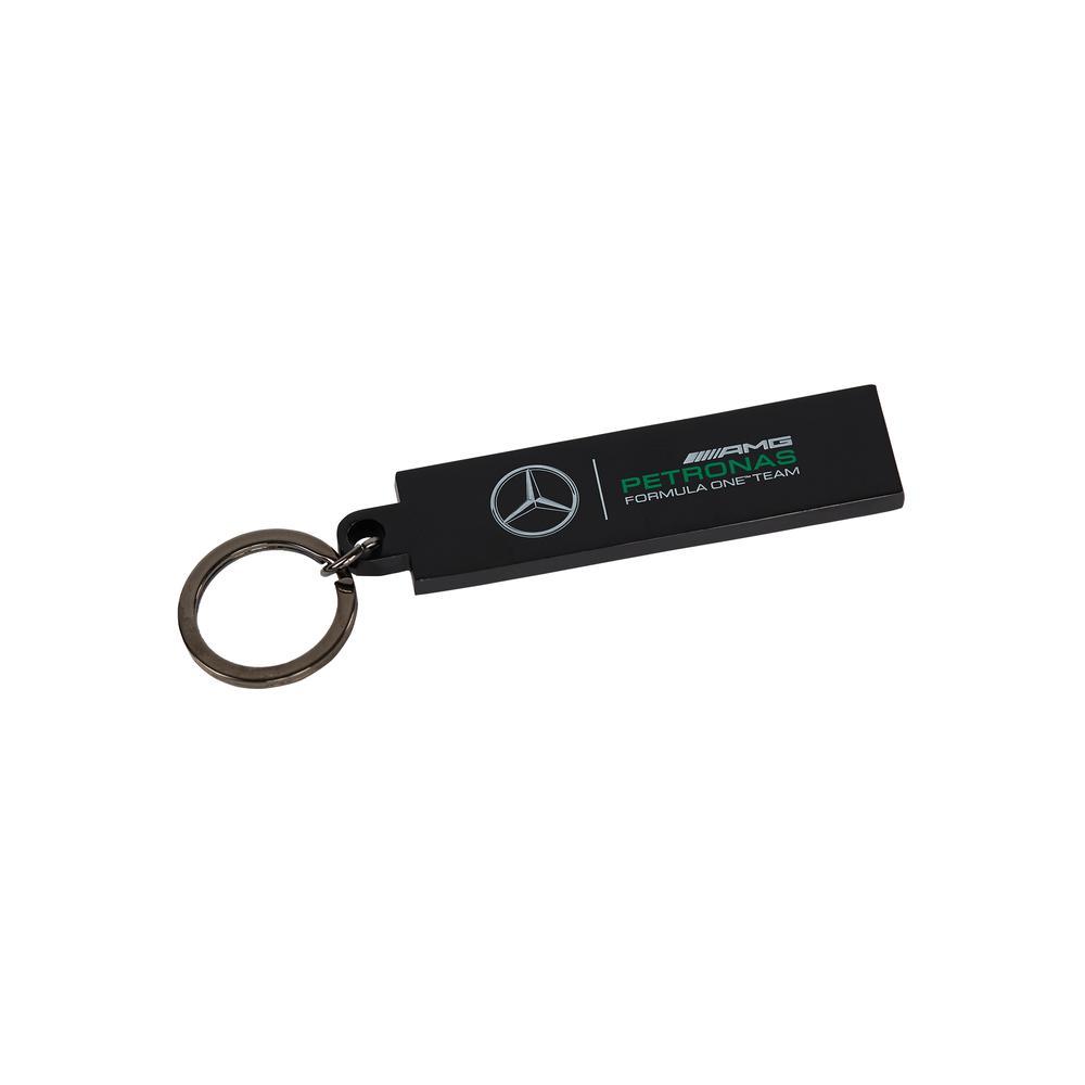 Mercedes Amg Petronas Tab Keyring | Motorstore