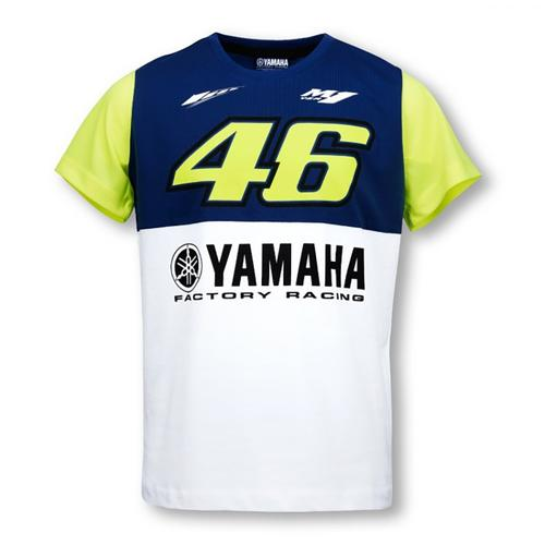 YAMAHA VALENTINO ROSSI T-SHIRT JUNIOR 2016 REPLICA