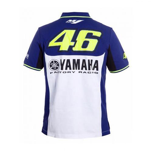 YAMAHA VALENTINO ROSSI POLO SHIRT MENS 2016 | Moto GP