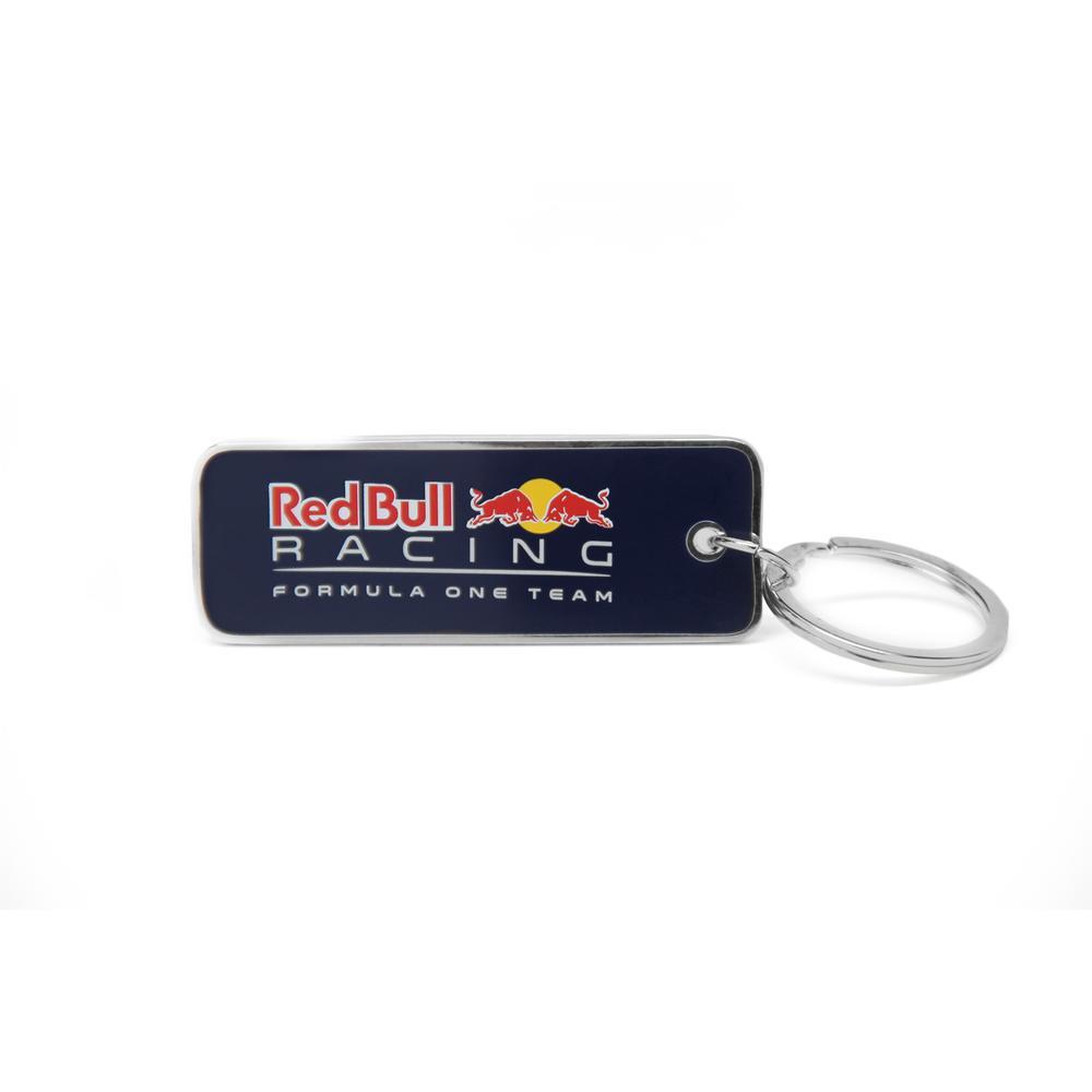 RED BULL RACING METAL LOGO SILVER EDGE | Motorstore F1 Team