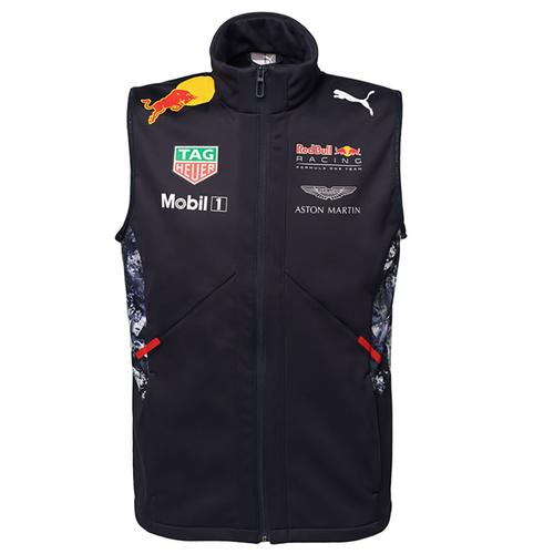 RED BULL RACING TEAM GILET 2017