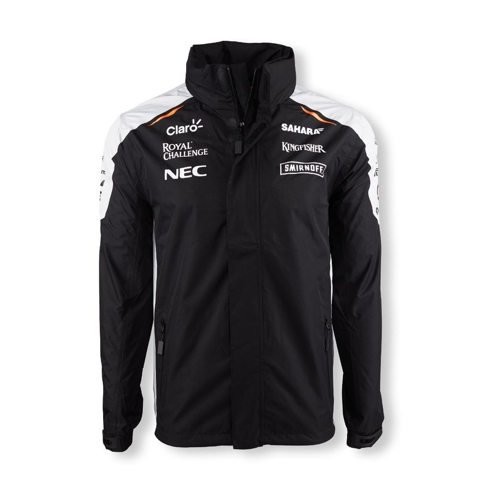FORCE INDIA RAINJACKET MENS 2016 REPLICA | Motorstore