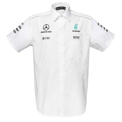 MERCEDES AMG PETRONAS TEAM SHIRT 2017