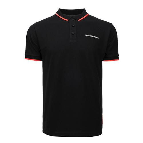 MCLAREN HONDA POLO SHIRT MENS