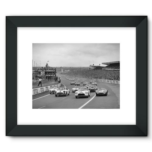 Le Mans, France.25th-26th June1960 | Black