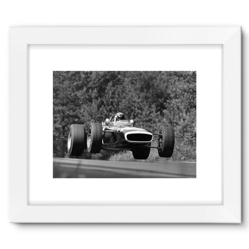 Nurburgring, Germany. 4th - 6th August 1967 | White