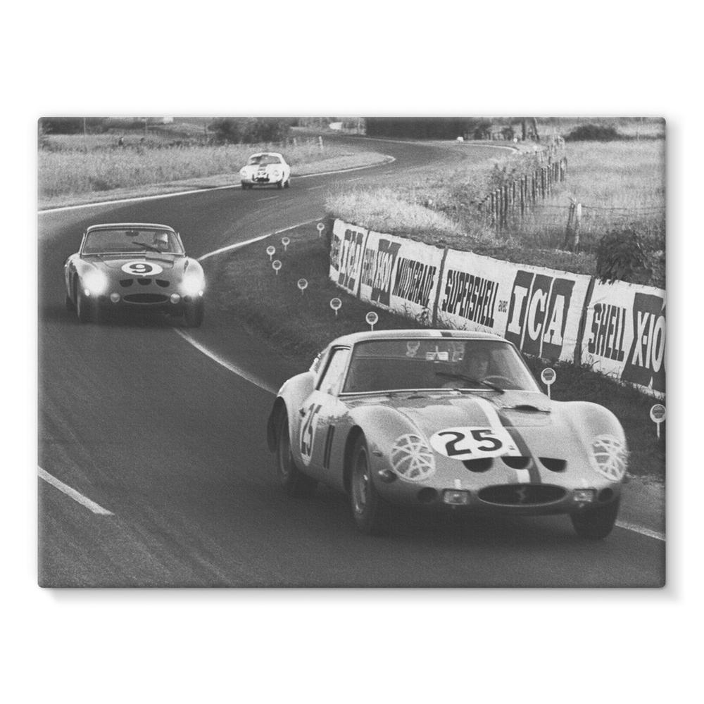 Le Mans, France. 15th - 16th June 1963    Motorstore Gallery