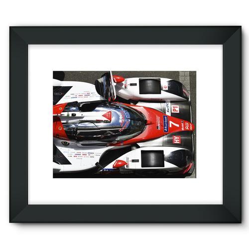 Toyota TS050 Hybrid - Le Mans 2017   Black