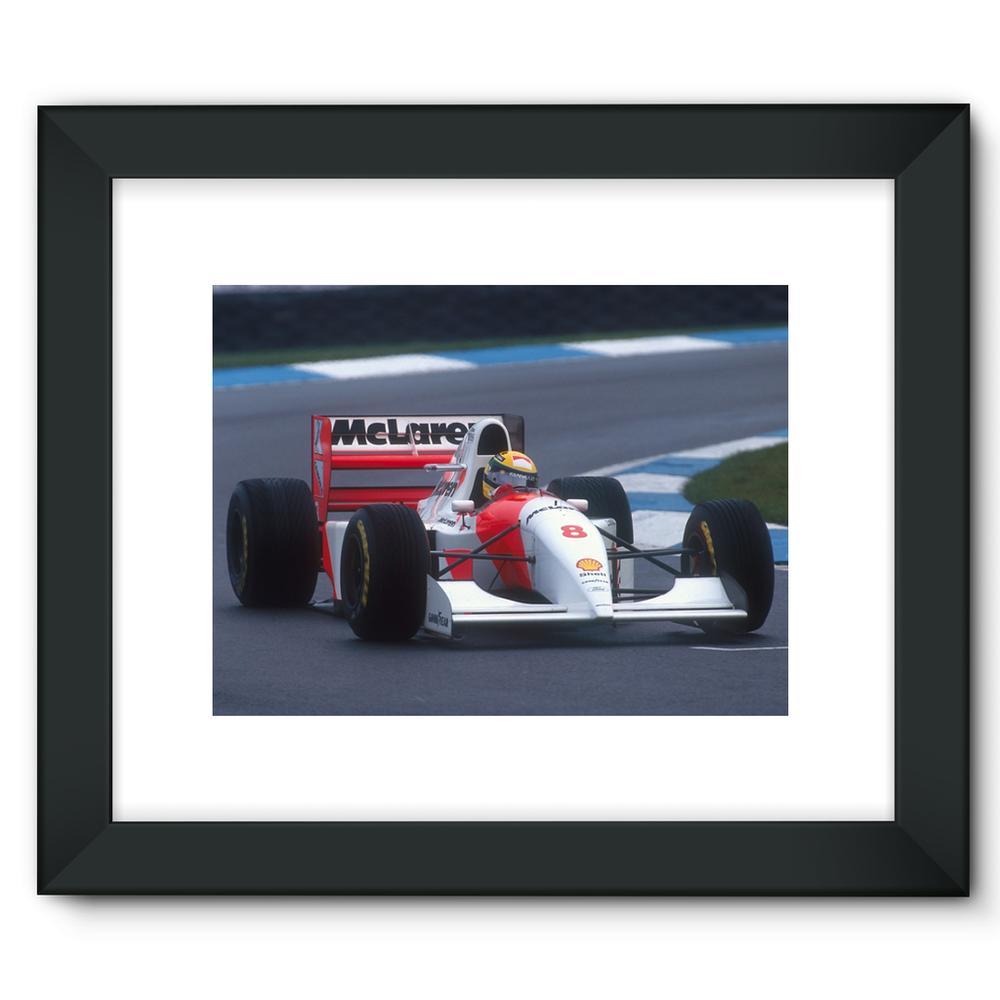 Ayrton Senna, 1993 European Grand Prix | Motorstore Gallery