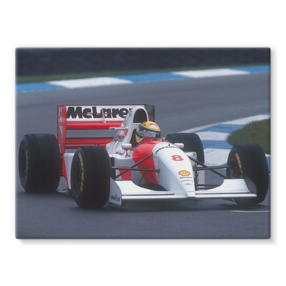 Ayrton Senna, 1993 European Grand Prix   Motorstore Gallery