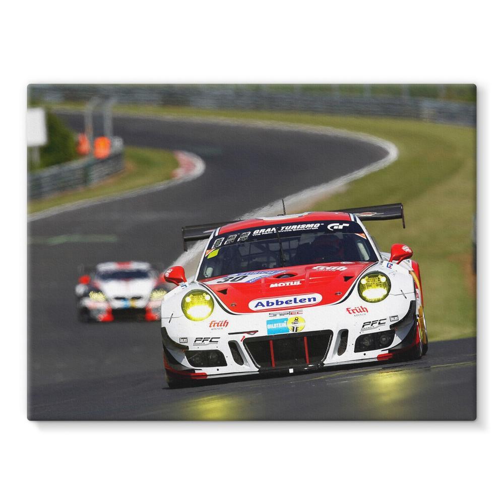 30 Frikadelli Racing Team, Porsche 991  | Motorstore Gallery