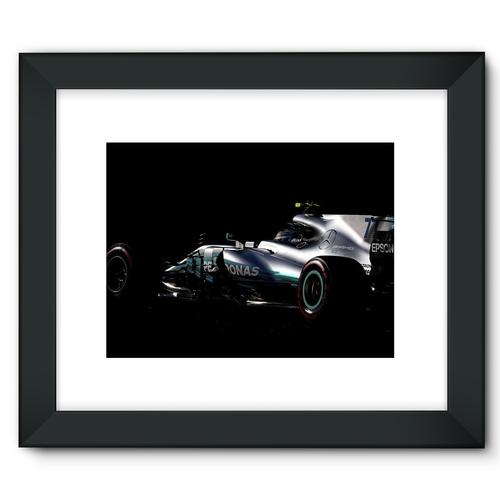 Valtteri Bottas, Mercedes AMG F1 F1 W08   Black