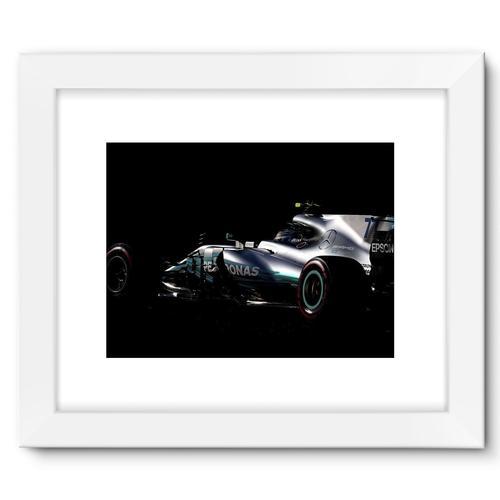 Valtteri Bottas, Mercedes AMG F1 F1 W08 | White